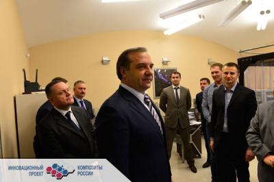 25 февраля 2013 года Владимир Пучков посетил МГТУ им. Н.Э. Баумана