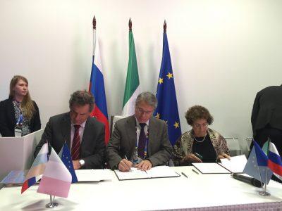 «Единство идей – успех в бизнесе: Россия и Италия»