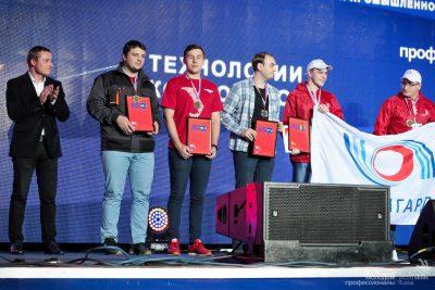 Команда МИЦ «Композиты России» МГТУ им. Н.Э. Баумана стала призером на WORLDSKILLS HI-TECH
