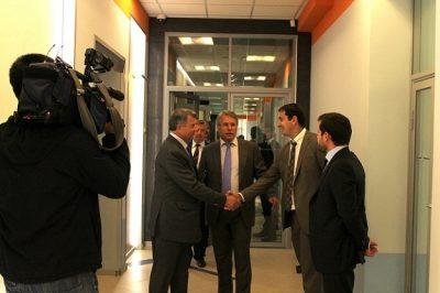 Губернатор Калужской области посетил новый научно-лабораторный комплекс «Композиты России»