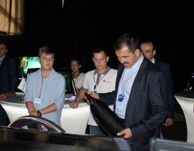 Глава Ингушетии оценил разработки «Композиты России» в развитии спорта и обеспечении безопасности