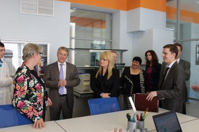 Вице-мэр Москвы Наталья Сергунина посетила центр «Композиты России» и пообещала поддержку композитной отрасли