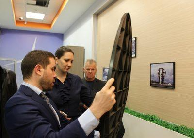 МИЦ «НМКН»  представил работу молодых инженеров и ученых заместителю Министра образования и науки РФ