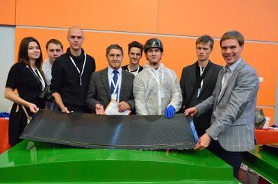 Подготовка к Composite Battle-2016 продолжается: замминистра промышленности и торговли Татарстана Алмаз Хусаинов провел заседание рабочей группы проекта