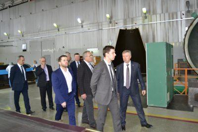 Инжиниринговый центр «Композиты России» развивает сотрудничество с ОНПП «Технология»