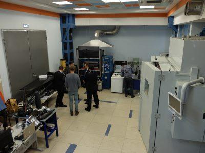 Лабораторное оборудование МИЦ «Композиты России» позволит вывести импортозамещение в области ПКМ на новый уровень