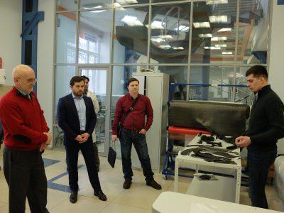 Научно-инновационного центр «ИРТ» оценил технологии самозалечивания композитов МИЦ «Композиты России»