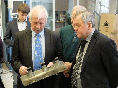 РКК «Энергия» и МИЦ «Композиты России» планируют совместные проекты