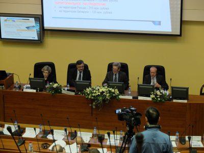 На международном форуме в МГТУ им. Н.Э. Баумана были представлены проекты инженерного ПО нового поколения
