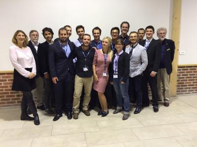 МИЦ «Композиты России» принял участие в SAMPE EUROPE Conference 2015