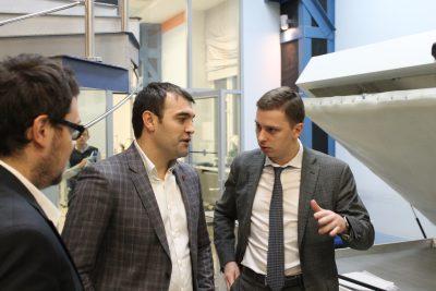 Грозненский нефтяной университет и МИЦ «Композиты России» обсудили совместные проекты