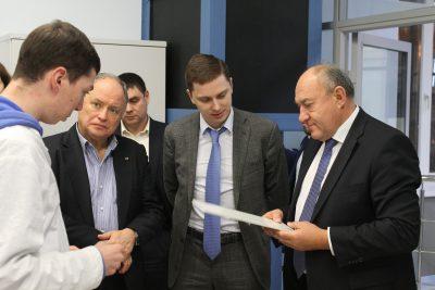 Фонд Бортника и Московский композитный кластер рассмотрели варианты сотрудничества