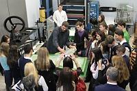 Учащиеся московских школ посетили Бауманку
