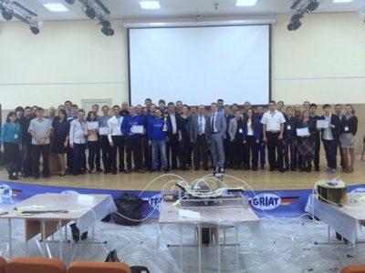 В Казани определены три первых финалиста чемпионата COMPOSITE BATTLE-2015