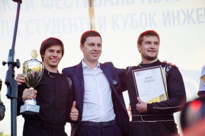 Бауманка заняла общее Первое место на «Формуле студент – 2015»