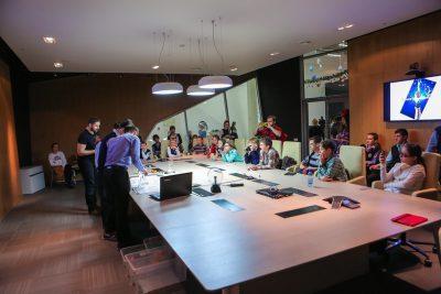 На базе МИЦ «Композиты России» запущен Центр молодежного инновационного творчества