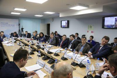 На Красноярском экономическом форуме-2016 Владимир Нелюб рассказал о роли инжиниринговых центров в развитии малого и среднего предпринимательства
