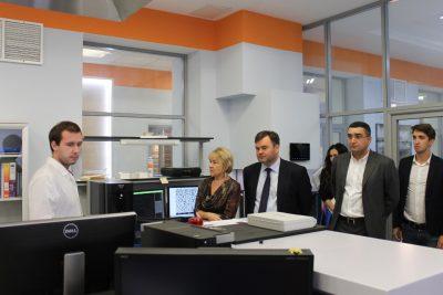 МИЦ «Композиты России» и Инновационный научно-производственный центр текстильной и легкой промышленности будут развивать совместные проекты