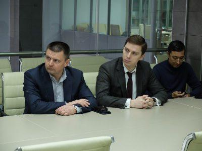 Участники Консорциума ГИПК СУ ПЖЦ Национальный центр информатизации и МИЦ «Композиты России» провели переговоры по перспективам реализации IT-проекта