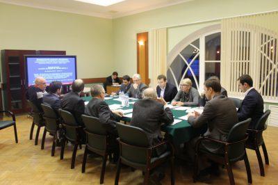 Научно-технический совет инжинирингового центра провел совещание по перспективным проектам