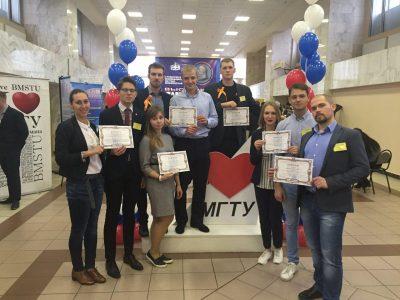 Успехи студентов МИЦ «Композиты России» на Политехнике 2016