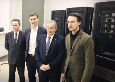 Делегация Национальной Академии Наук Республики Беларусь посетила «Композиты России»