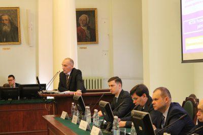 В МГТУ им. Н. Э. Баумана прошла конференция «Квалификационные требования к персоналу банков по ИТ и ИБ»