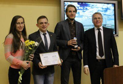 Ректор МГТУ им. Н.Э. Баумана поздравил команду «Композитов России»