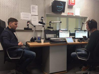 Директор МИЦ «Композиты России» МГТУ им. Н.Э. Баумана Владимир Нелюб дал интервью на радио «Говорит Москва»