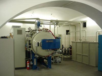 Разработка инновационных технологий химико-термической обработки деталей машин (ХТО)