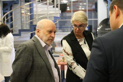 Под руководством академика РАН идёт создание новейших элементов газотурбинного двигателя