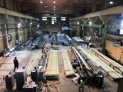 «Композиты России» запустили производство труб для добычи нефти