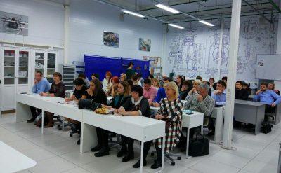 «Композиты России» — оператор детского технопарка провел обучение для московских педагогов