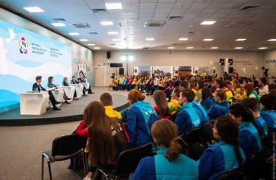 Медицинские и IT-новинки представили на конференции «XXI век: молодость интеллекта»