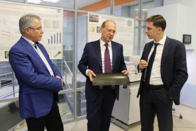 ИТ-разработки «Композиты России» заинтересовали ПАО «Транснефть»