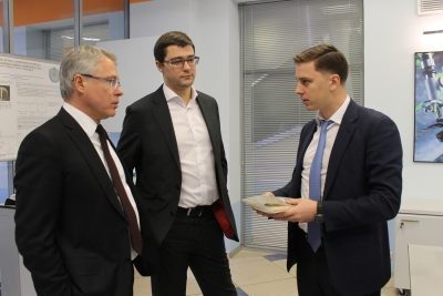 Департамент транспорта и развития дорожно-транспортной инфраструктуры Москвы заинтересовался ИТ-разработками «Композиты России»