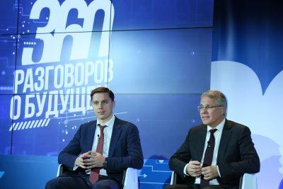 Анатолий Александров и Владимир Нелюб рассказали о будущем отечественных технологий
