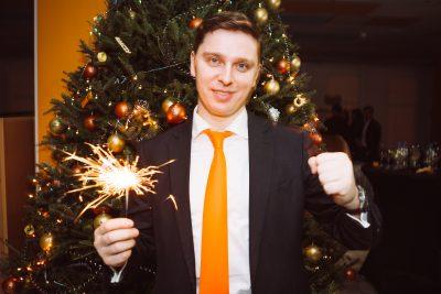 Поздравление с Новым 2018 годом от Владимира Нелюба