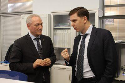 МКК и Машиностроительный кластер республики Татарстан объединяют свои усилия
