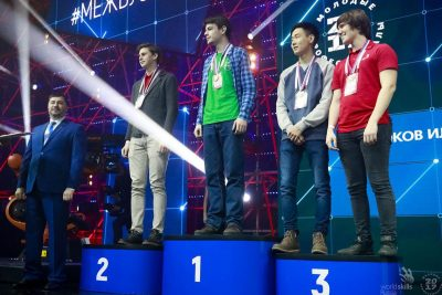 «Композиты России» победили в финале Национального межвузовского чемпионата World Skills Russia