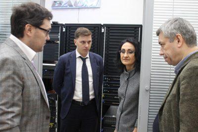 «Композиты России» и МГУ реализуют проекты в сфере цифровой экономики