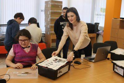 Магистранты «Композиты России» проходят практику в технопарке