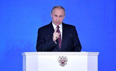 Владимир Путин отметил важность развития прикладных навыков у детей