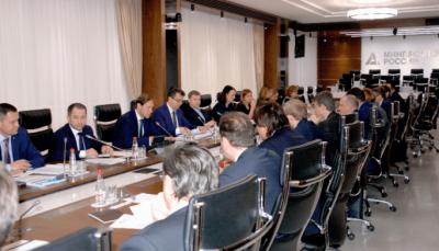 «Композиты России» обсудили план поддержки прогрессивной молодежи на заседании в Минпромторге