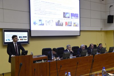 Программу «УМНИК» обсудили на Ученом Совете МГТУ