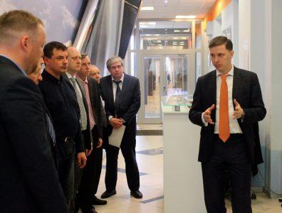 «Композиты России» и «СКТБ «Пластик» обсудили возможности сотрудничества