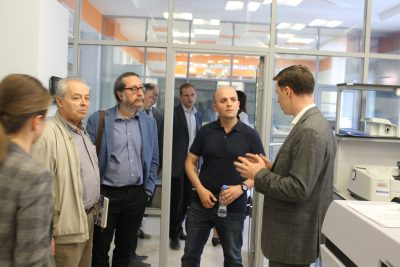 «Композиты России» и итальянские инжиниринговые компании обсудили совместные проекты