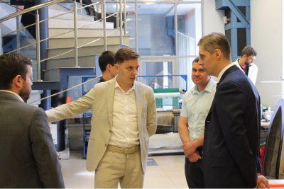 «Композиты России» и ЦАГИ обсудили совместные проекты