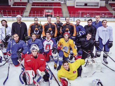 «Композиты России» разработали хоккейные клюшки нового поколения