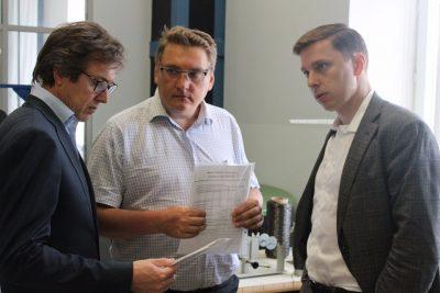 «Композиты России» и «ИВК» обсудили перспективы создания специальной версии СХД